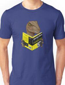 Opening Doors for Dummies Unisex T-Shirt