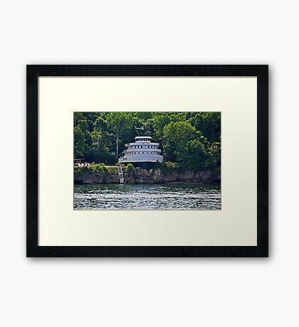 Benson Ford Framed Print