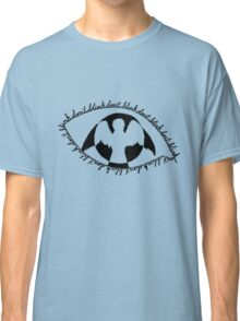 Don't Blink - (Weeping Angel In Your Eye) Classic T-Shirt