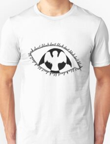 Don't Blink - (Weeping Angel In Your Eye) T-Shirt