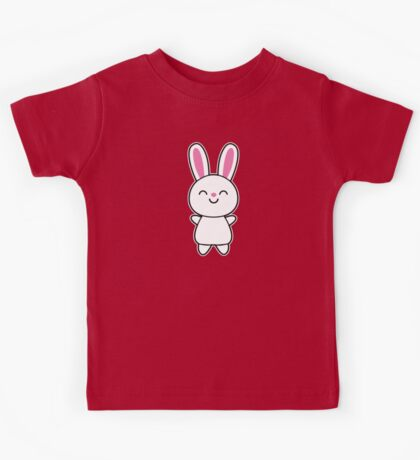 Cute Rabbit / Bunny Kids Tee