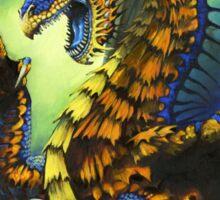 Dragon Fury Sticker