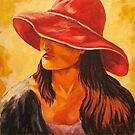 """""""Red Hat Society"""" by Susan Bergstrom"""