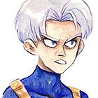 trunks gouache doodle by arumise