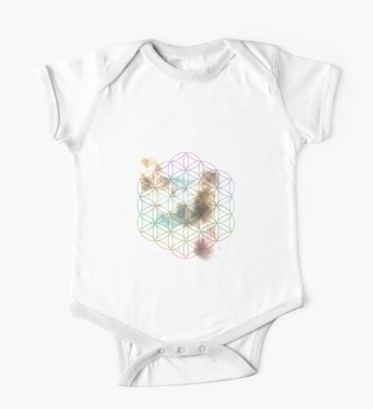 The Flower of life One Piece - Short Sleeve