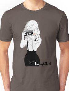 Camera Girl Unisex T-Shirt