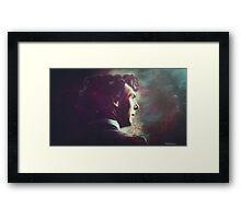 A Vow Framed Print