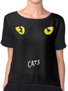 Cats Chiffon Top