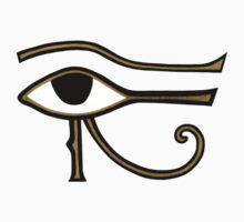 Eye Of Horus  Kids Tee