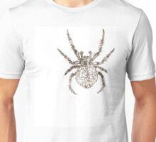 Orb Weaver Spider Unisex T-Shirt
