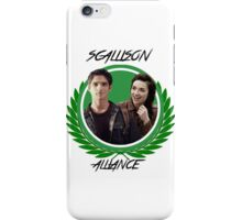 The Scallison Alliance [Front/Back] iPhone Case/Skin