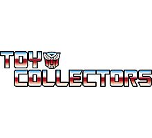 Transformers Toy Collector Logo Photographic Print