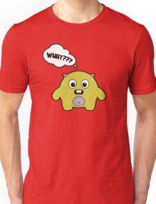 Cartoon monsters. What? Unisex T-Shirt