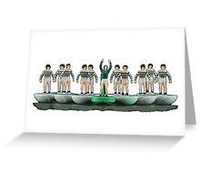Glasgow Celtic Greeting Card