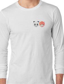 panda Red panda  Long Sleeve T-Shirt