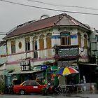 Old Store Penang by Sandra  Sengstock-Miller