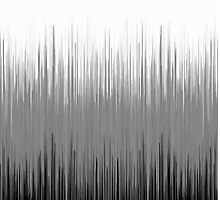 Black and White Thin Line Background by amovitania