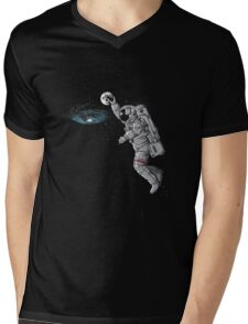 astronaut dunk Mens V-Neck T-Shirt