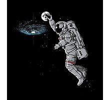 astronaut dunk Photographic Print