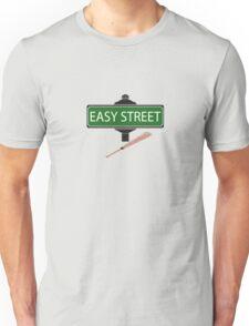 NEGAN EASY STREET !!!!!!!!!! Unisex T-Shirt