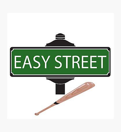NEGAN EASY STREET !!!!!!!!!! Photographic Print