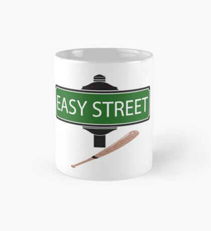 NEGAN EASY STREET !!!!!!!!!! Mug