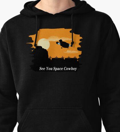 Firefly Serenity X Cowboy Bebop Pullover Hoodie