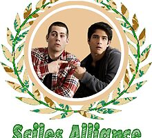 The Sciles Alliance Front/Back]  by thescudders