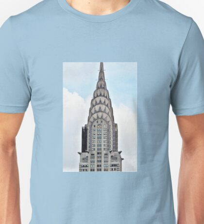The Chrysler Building , New York  Unisex T-Shirt