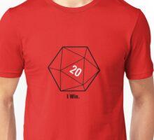 Sheldon's 20-Sided Dice Unisex T-Shirt