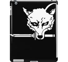 Foxhound iPad Case/Skin