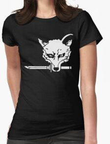 Foxhound Womens Fitted T-Shirt