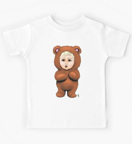 Max Bear Kids Tee
