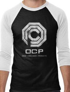 OCP - Grunge Men's Baseball ¾ T-Shirt