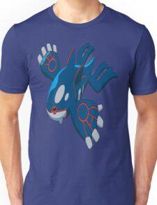 Kyogre Unisex T-Shirt