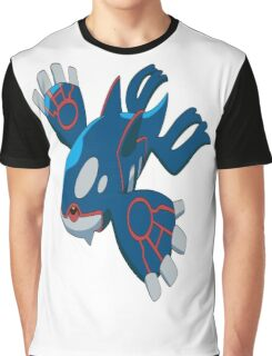 Kyogre Graphic T-Shirt
