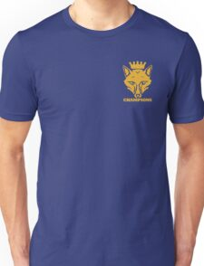 Leicester City - Foxes Champions T-Shirt Unisex T-Shirt
