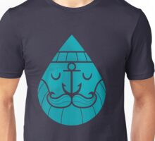 waterdrop sailor Unisex T-Shirt