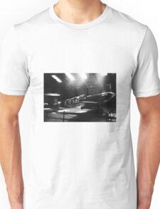 Masterpiece of the Skies B/W Unisex T-Shirt