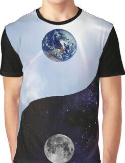 Ying Yang Graphic T-Shirt