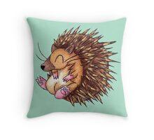 Cuddly Quills Throw Pillow