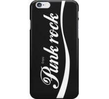 Enjoy Punk Rock iPhone Case/Skin