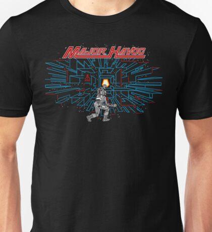 Major Havoc wide Unisex T-Shirt