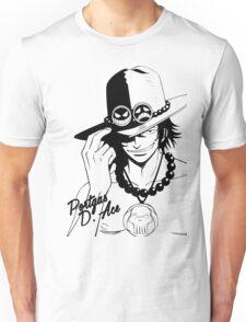 Portgas D Ace Unisex T-Shirt