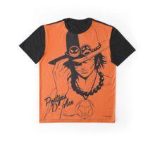 Portgas D Ace Graphic T-Shirt