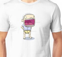 All mouth and no trousers Unisex T-Shirt