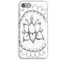 Mandala Flower Design iPhone Case/Skin