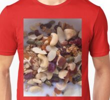 Berry Nuts for Food Unisex T-Shirt
