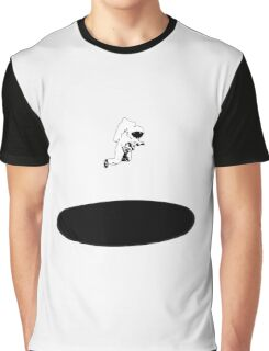 interstellar - Moving through Space time Graphic T-Shirt