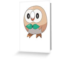 Sun/Moon Starter Owl! Greeting Card